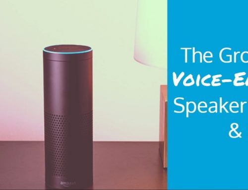The Growth of Voice-Enabled Speaker Usage & Search