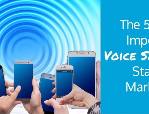 The 5 Most Important Voice Search Stats For Marketers