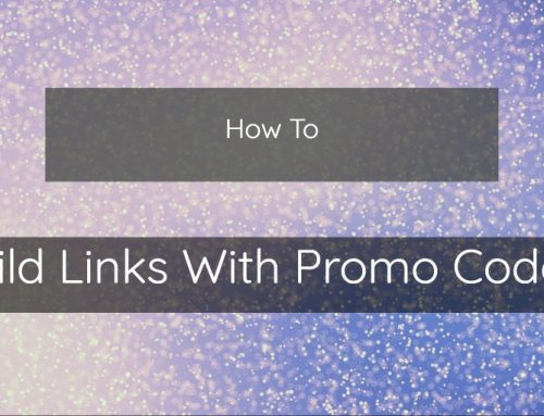 How Build Links With Promo Codes