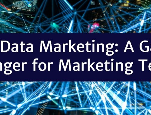 Big Data Marketing: 5 Ways AI Can be a Game Changer for Marketing Teams