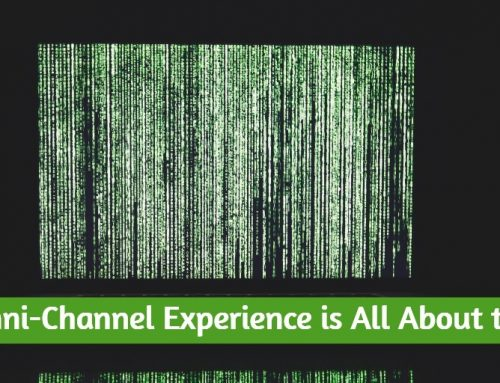 The Omni-Channel Experience is All About the Data