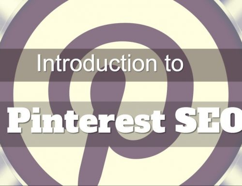 Introduction to Pinterest SEO
