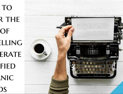 How to Master the Art of Storytelling to Generate Qualified Organic Leads